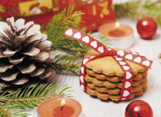 Почтовая открытка Merry Christmas!